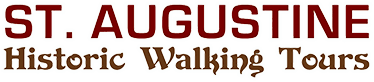 St. Augustine Historic Walking Tours